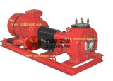 Fluoroplastic Chemical Pump pour Caustic Corrosive Fluid