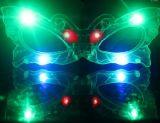 Incandescenza multicolore di vetro del LED nello scuro (LGLA-001)