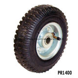 2.50-4 Pneumatisches Rad-Eber-Reifen-Laufkatze-Rad