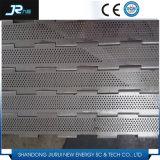 Berufslochendes Kettenplatten-gebundenes Förderband des Edelstahl-304