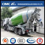 HOWO 8*4 Concrete Mixer Truck с Cimc Huajun Mixer