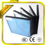 Low-E VIDRIO HUECO/cristal aislante con negro separador para la construcción de ventanas con aislamiento de