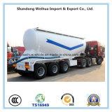 Acoplado a granel fácil del petrolero del cemento de la operación 42cbm con buen precio