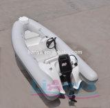 Do barco material do reforço de Liya 3.8m Hypalon barcos infláveis