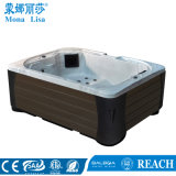 Di Monalisa mulinello esterno della STAZIONE TERMALE di massaggio acrilico di modello recentemente (M-3387)