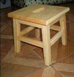 Los niños de madera la materia fecal (KT5111CH-W)