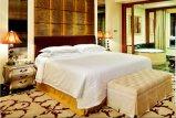 Estrellas de lujo Presidente conjuntos de muebles de dormitorio/Estándar Habitación King Size de mobiliario y muebles clásicos de Lujo Habitación Individual (GLNB-020202)