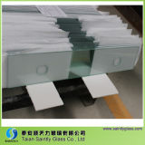 4mm-6mm Toughened Float Glass Panel für Home Appliance