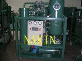 Filtration de pétrole de turbine du GT, machine vidante de pétrole