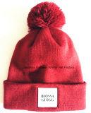 Exportation vers des chapeaux/chapeaux de Beanie de broderie de qualité de l'Europe