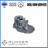 fundição de moldes para peças Auto Parte Alojamento com usinagem CNC