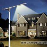 Qualität IP65 imprägniern integriertes LED-Solarstraßenlaterne25W