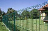 Panneau de frontière de sécurité de fil de soudure de frontière de sécurité de garantie de jardin à vendre