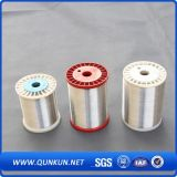 Fil métallique en acier inoxydable argenté 316 en vente