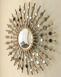 Miroir en Métal Décoration de Mur miroir Mirror Mirror (RS1318)