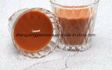 Sostenedor de vela de la muestra libre/tarro de cristal de la vela/taza de cristal para la decoración del dormitorio