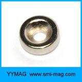 N52 het Neodymium van de Ring van de Magneet van NdFeB om Magneet met Counterbore