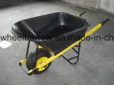 86Lコロンビアの市場のための頑丈な手押し車の一輪車Wb4688