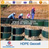 Het Hoge Type en HDPE van Geocells - Prijs Geocell van het Polyethyleen van de dichtheid de Materiële