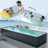 Monalida Pool van de Tuin van 7.8 Meter de Big SPA Freestanding Swim (m-3325)