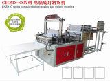 Unterer Sealling Beutel, der Machine& Ausschnitt-Maschine herstellt