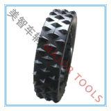 특별한 타이어! 로봇을%s 260X60mm PU 거품 바퀴