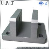 주문을 받아서 만들어진 발 컵 CNC 정밀도 격자 원형 절단 또는 맷돌로 갈기