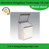 Fabricação de chapas de metal para o caso do Monitor de ecrã táctil