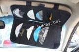 Porte-CD non-tissé promotionnel pour voiture de visière (JSD-P0016)
