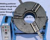 Tabella di giro certificata Ce della saldatura (HD-100) per saldatura circolare