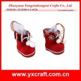 Рождественская елка украшения рождества (ZY14Y340-1-2) Boots ботинки детей