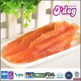 Bastone interno a scatti del pellame greggio del pollo molle di Odog per alimento per animali domestici