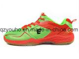 Concevoir les chaussures en fonction du client de badminton de volleyball de chaussures de formation du tennis des hommes