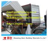 Fabrication de panneaux de cloisons sèches de gypse / plaques de plâtre avec prix compétitif