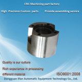 Acier inoxydable de haute précision tournant d'usinage CNC Lathe Pièces d'accessoires