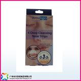 Einfacher preiswerter Falz-flacher Papierverpackenkasten für Kosmetik (XC-3-009)
