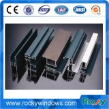Perfiles revestidos del aluminio de la ventana del marco de ventana de Perfil De Aluminio Powder