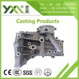 Pieza de acero fundido que trabaja a máquina del CNC para el motor de las piezas de automóvil de la máquina