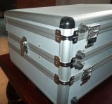 Neues Entwurfs-Aluminium zwei kombinierte Kasten mit beweglichem Griff (KeLi-41)