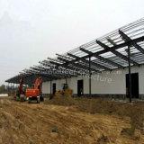 Structure stable faite sur commande d'acier de construction pour l'atelier