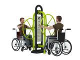 운동장에 의하여 무능하게 하는 옥외 불리한 체조 공원 적당 장비