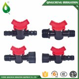 MiniKlep van de Irrigatie van de fabrikant de Plastic voor Driptape