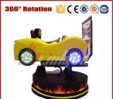Simulador de condução interativa de rotação de 360 graus com plataforma de movimento