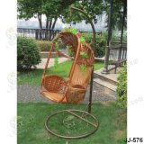 Вися корзина, стул качания, мебель сада (JJ-576)