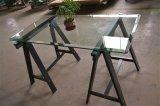 vetro da tavolo di stampa della matrice per serigrafia di 6mm con il bordo Polished rotondo