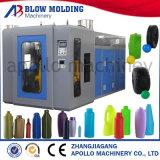 Machine de moulage de coup en plastique de bouteille