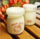 100ml de Fles van de yoghurt/de Fles van de Melk/de Kop van de Pudding