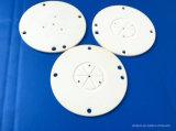 Piastrine di ceramica dell'allumina resistente a temperatura elevata con la buona prestazione