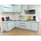 Gabinete de cozinha moderno barato do hotel do orçamento