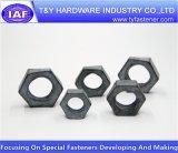 Haut de la qualité HDG irrégulière à tête hexagonale de l'écrou spécial
